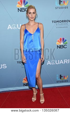 LOS ANGELES - JUN 16:  Claire Holt arrives to the