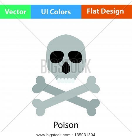 Poison Sign Icon