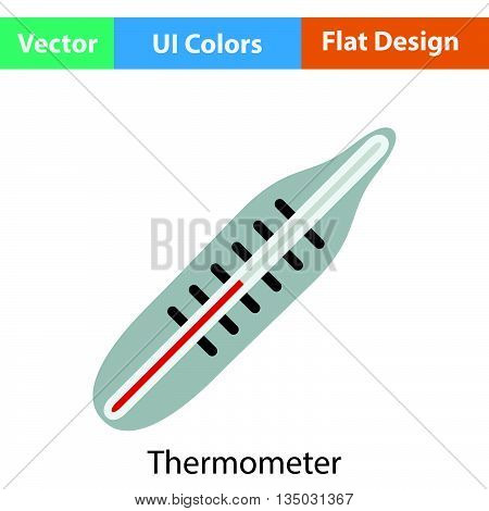 Medical Thermometer Icon