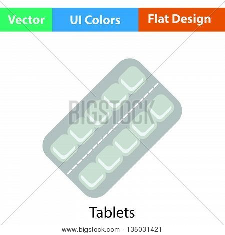 Tablets Pack Icon