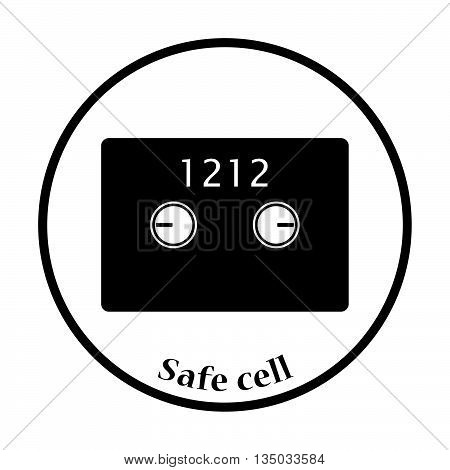 Safe Cell Icon