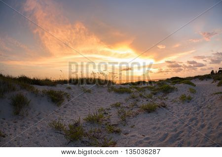 Florida Coast Sunset