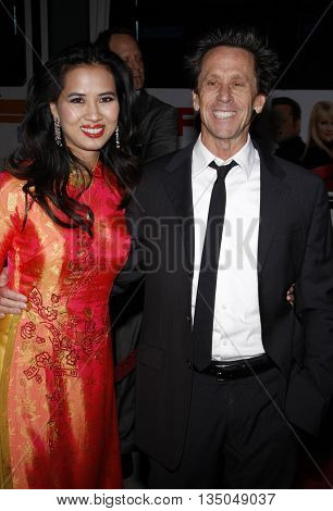 Brian Grazer at the Los Angeles Premiere of