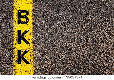 Bkk Three Letters Airport Code