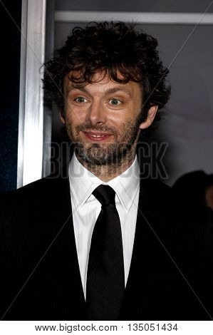 Michael Sheen at the World Premiere of 'Underworld: Rise of the Lycans' held at the ArcLight Cinemas in Hollywood, USA on January 22, 2009.