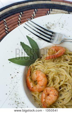 Prawns And Pasta Series