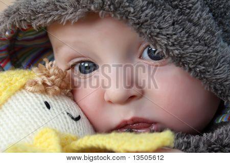 Bear Suit Baby