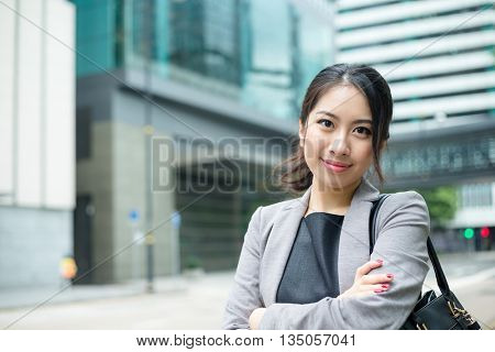 Young asian woman portrait