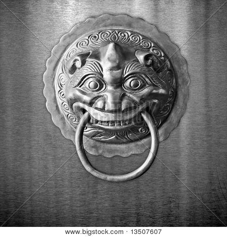 oriental door knob