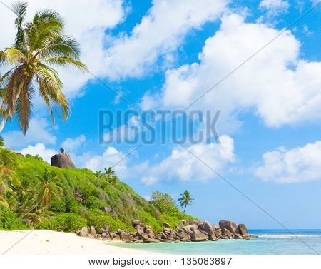 Divine Shoreline Lagoon Seascape