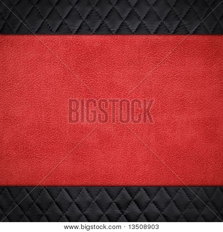 pattern of leather background