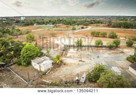 La Romana town in Dominican Republic, The Caribbeans