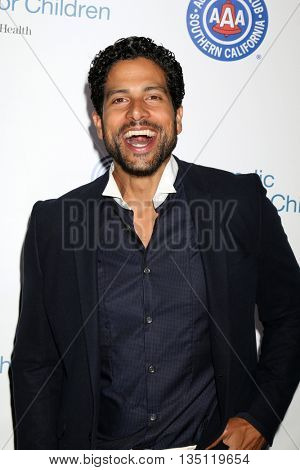 LOS ANGELES - JUN 18: Adam Rodriguez at the Stand For Kids Gala at the Twentieth Century Fox Studios Lot on  ,  June 18, 2016 in Century City, CA
