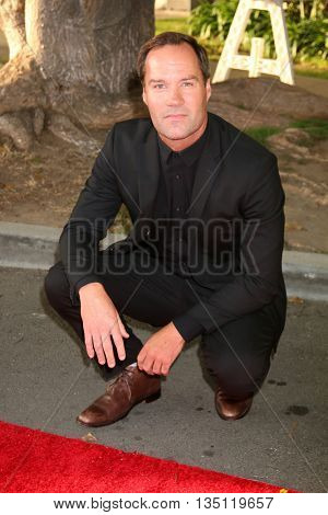 LOS ANGELES - JUN 18: BoJesse Christopher at the Stand For Kids Gala at the Twentieth Century Fox Studios Lot on  ,  June 18, 2016 in Century City, CA