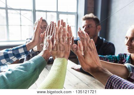 Modern Business Meeting