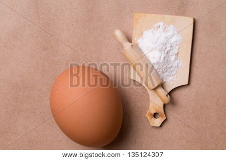 Egg And Toy Culinary Utensils