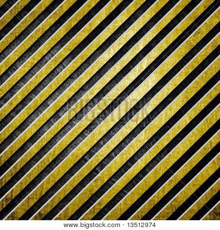 metal stripe pattern