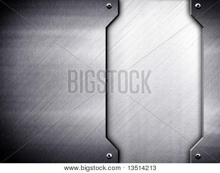 Metall Vorlage Hintergrund