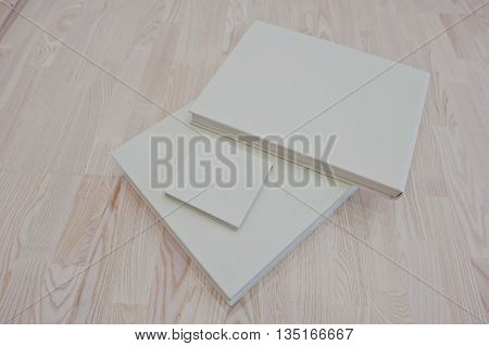 White Luxury Leather Wedding Book And Album