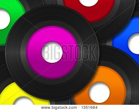 45 Rpm Records