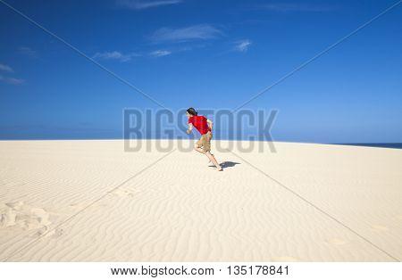 Fuerteventura Sand Dunes