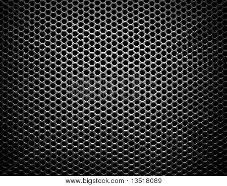 Metallgewebe Hintergrund