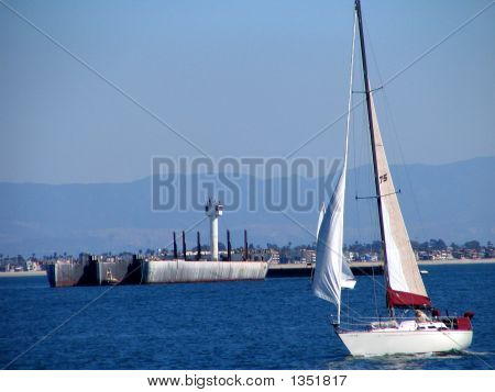 Long Beach Sailing
