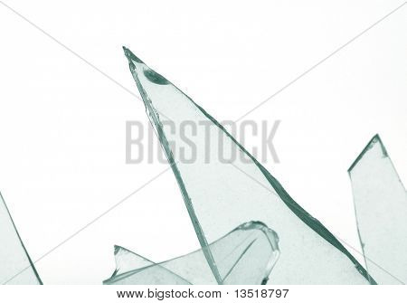 sharp glass