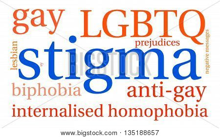 Stigma Word Cloud