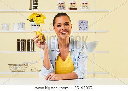 Banana Fruit Eating Snack Yellow Health Healthy Diet Peel Split Weight Loss Chewing Bite