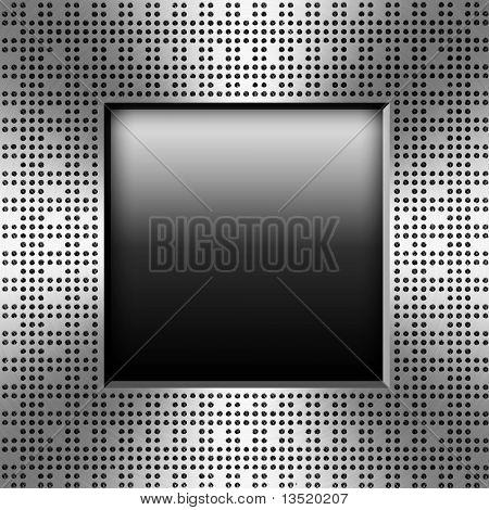 Fondo de chip de Cyber