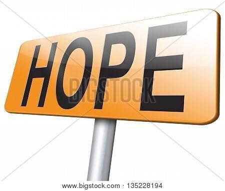 Hope And Hopeful
