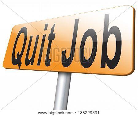 Quit Job