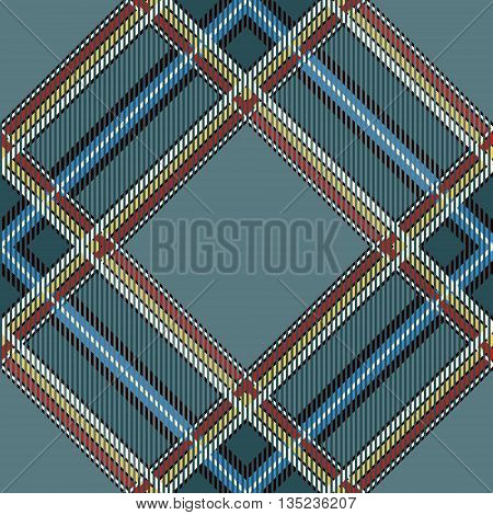 Vector seamless tartan pattern. Lumberjack flannel shirt inspired. Plaid trendy hipster style backgrounds.