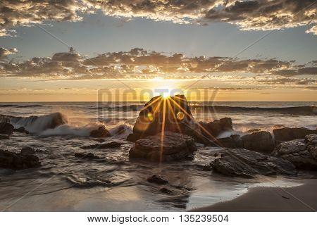 Sunset At O'sullivan's Beach, South Australia