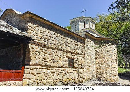 Old Church of Temski monastery St. George, Pirot Region, Republic of Serbia
