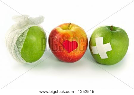 Concept Of Public Health Services And Healthy Way Of Life