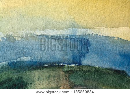 texture watercolor background paper, dark, old, texture, abstract
