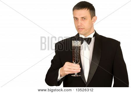 At Grape Wine Very Pleasant Taste