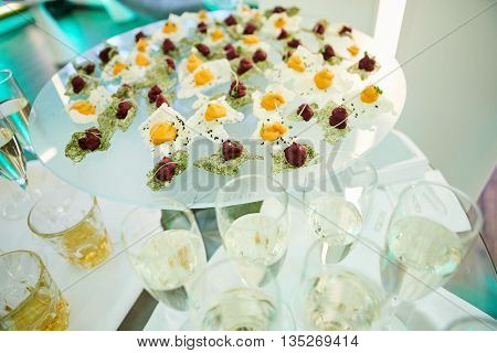 Catering Eating Companionship Buffet Festive Concept banquet
