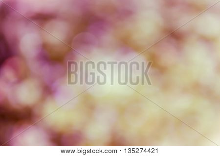 Dreamy Soft Glow Romantic Mood  Abstract Sparkle Pink And Yellow Pastel Romantic Background