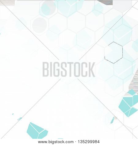 Background abstract. Vector Illustration background.Web page background. Background design templates.Geometric elements.