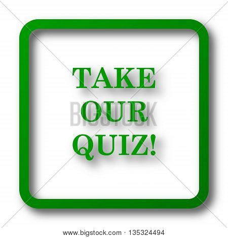 Take Our Quiz Icon