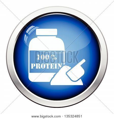 Protein Conteiner Icon