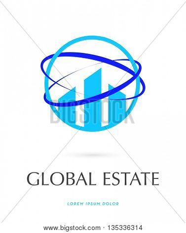 Real Estate , Vector LOGO / ICON