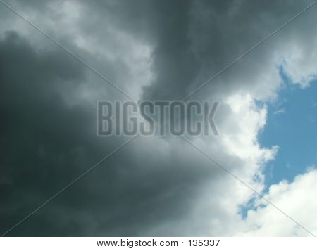May Storm Clouds