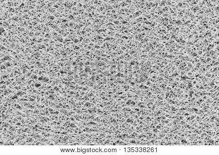 The fabric texturefabric carpet texture in close-up scene.The clean blue plastic fiber texture background in hi key scene.