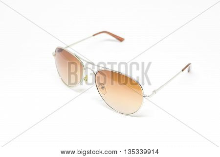 The glasses eyeglasses fashion Black frame isolate background