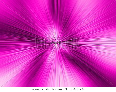 Radial abstract pink background, background luxury Christmas holiday