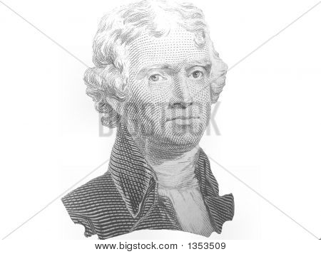Thomas Jefferson - $2